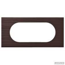 Rama Legrand 69205 Celiane - Rama 4/5 module, din lemn, wenge
