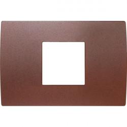 Rama Tem OP23ME-U Modul - Rama metalica decorativa Pure 2/3m fier gravat