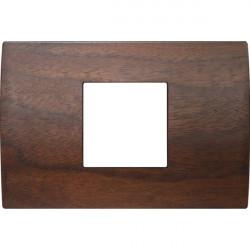 Rama Tem OP23WW-U Modul - Rama din lemn decorativa Pure 2/3m nuc