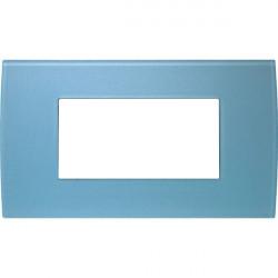 Rama Tem OP40GB-U Modul - Rama din sticla decorativa Pure 4m albastru gheata