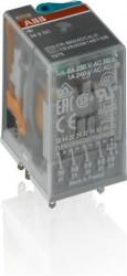 Releu ABB 1SVR405613R1000 - Releu comutatie CR-M024DC4 24V, DC, 4C, 6A