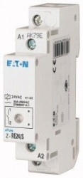 Releu Eaton 265199 - Releu de monitorizare viteza oprire 250V, AC/DC, Z-RE23/SO-Releu cu led 20A 1ND+1NI, c-da 24Vcc