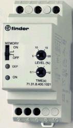 Releu Finder 713184001021 - Releu de monitorizare al tensiunii minime 400V, AC, 1C