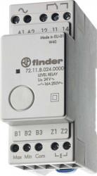 Releu Finder 721180240000 - Releu de monitorizare nivel de umplere 24V, AC, 1C