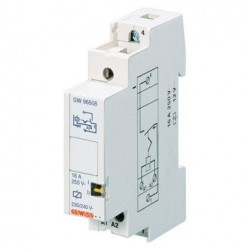 Releu Gewiss GW96628 - IMPULSE SWITCH 1 CHANGEOVER 16A 230V