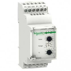 Releu Schneider RM35S0MW - Releu de monitorizare viteza oprire 24V-240V, AC/DC