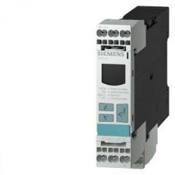 Releu Siemens 3UG4633-1AL30 - Releu de monitorizare al tensiunii minime 17V-275V, AC/DC, 1C