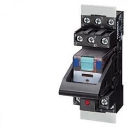 Releu Siemens LZS:PT3A5R24 - Releu comutatie 24V, AC, 3C, 8A