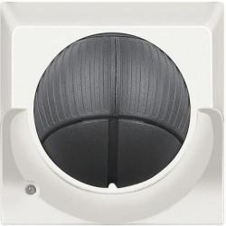 Senzor miscare Bticino HD4611 Axolute - Senzor infrarosu pasiv cu detectie volumetrica , 2M, raza de actiune 8m, 230V, 2A, alb
