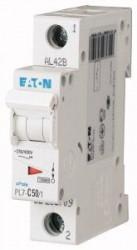 Siguranta automata Eaton 262709 - DISJUNCTOR PL7-C50/1 1P, 50A, 10kA, C