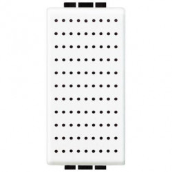 Sonerie Bticino N4351/230 Living Light - Sonerie de bronz 230V c.a.- 80 dB - 50/60 Hz, 1M, alb