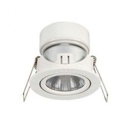 Spot LED Opple OPL140044063 - Corp LED HRS 4.5W LZ 2700K 30D Chalice MW CT, alb