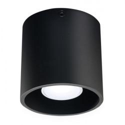 Aplica Kanlux 27033 ALGO - Corp iluminat GU10 CO-B 40W negru
