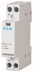 Contactor modular Eaton 120853 - Z-SCH230/1/25-20-Contactor modular 25A, 2ND, cda 230V
