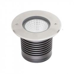 Corp iluminat Arelux XGround GD17NW40 - Corp incastrat cu led 1X15W COB LED 4000K 40grd IP67 SS (5f), aluminiu
