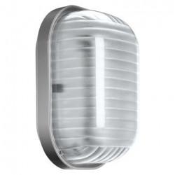 Corp iluminat Gewiss GW80604 - GUSCIO 250x175 1X9W G23 IP55 GR.RAL7035