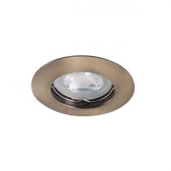Corp iluminat Kanlux 2584 LUTO CTX-DS02B - Spot incastrat, Gx5,3, max 50W, 12V, IP20, alama mata