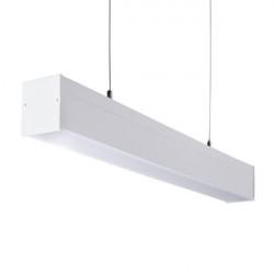 Corp iluminat Kanlux 27410 Alin - Corp liniar 4LED 1X60-W, T8, G13, 18W, 630mm, alb