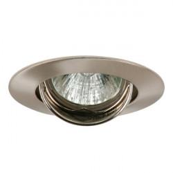 Corp iluminat Kanlux 2755 CEL CTC-5519 - Spot incastrat directional, Gx4, max 35W, 12V, IP20, otel