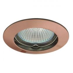 Corp iluminat Kanlux 2795 VIDI CTC-5514 - Spot incastrat , Gx5,3, max 50W, 12V, IP20, cupru mat