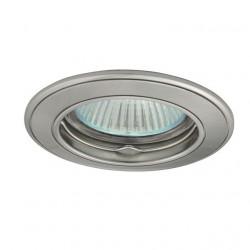 Corp iluminat Kanlux 2816 BASK CTC-5514 - Spot incastrat, Gx5,3, max 50W, 12V, IP20, nichel satinat