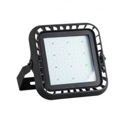 Corp iluminat Kanlux 28490 FL Master - Corp de iluminat aparent/suspendat cu led FL MASTER LED 100W-NW 4000k negru