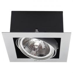 Corp iluminat Kanlux 4960 MATEO DLP-150 - Corp iluminat birou, GX53, 1xmax 50W, IP20, 12V, gri