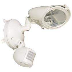 Corp iluminat Kanlux 683 FARE SL-150R - Aplica exteriorcu senzor miscare, R7s, max 150W, IP44, alb