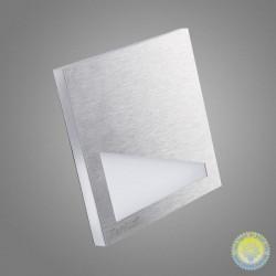 Corp iluminat Kanlux ORID 23116 - Aplica 12V DC, 0,8W, 3000k, IP20, inox