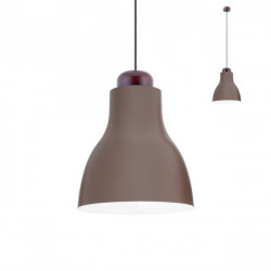 Corp iluminat Redo 01-1606 Cadeira - Lustra, max 1x42W, E27, IP20, maro-alb