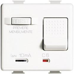 Intrerupator automat Legrand AM5246S - MATIX Disjunctor Dif 2p 6a 10mA, 0.01A,
