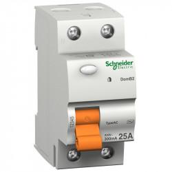 Intrerupator automat Schneider 16790 - ID DOMAE 2P 25A 30MA