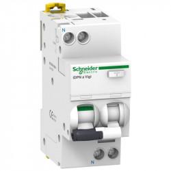 Intrerupator automat Schneider A9D34610 - iDPNa VIGI 10A C 30MA AC