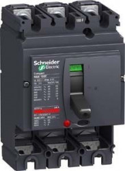 Intrerupator automat Schneider LV430403 - Disjunctor 3P 16A, 36kA NSX160F WITHOUT TRIP UNIT COMPACT CIRCUIT BREAKER