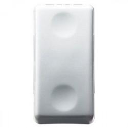 Intrerupator Gewiss GW20510 System - Intrerupator cu revenire, 10A, 1P, alb