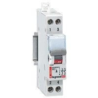 Intrerupator Sarcina Legrand 406432 DX3 IS 2P 20A