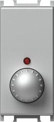 Intrerupator Tem EM10ES-B Modul - Variator rotativ argintiu