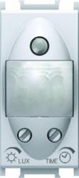 Intrerupator Tem EM31PW-U Modul - Senzor miscare cu IR 6A 250V~ 1M alb