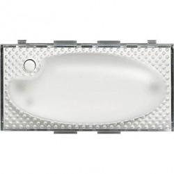 Lampa Bticino L4384/3 Living Light - Lampa iluminare de urgenta, 4M, transparenta, autonomie 3h, 230V