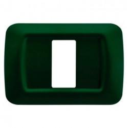 Rama Gewiss GW22551 System -Rama Top System 1M, tehnopolimer, oriz, verde racing