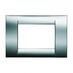 Rama Gewiss GW32073 Playbus - Rama Playbus 3M, oriz, tehnopolimer, soft crome