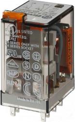 Releu Finder 553282302050 - Releu comutatie 230V, AC, 2C, 10A