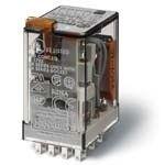 Releu Finder 553480245050 - Releu comutatie 24V, AC, 4C, 7A