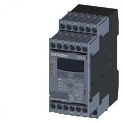 Releu Siemens 3RS1441-1HB50 - Releu de monitorizare a temperaturii, 30V, DC, 3C