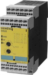 Releu Siemens 3TK2810-0BA02 - Releu de monitorizare viteza oprire 24V, DC