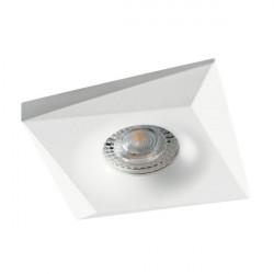 Spot Kanlux 28702 Bonis - Spot aplicat DSL-C GU10 max 35W Alb
