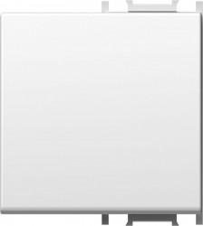 Tasta goala Tem TM12PW-B Modul - Clapeta 2m alb