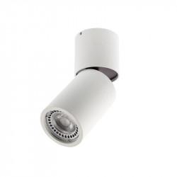 Aplica Arelux XAngle AG01 MWH - Aplica orientabila fara bec 1x50W GU10 IP20 MWH, alb