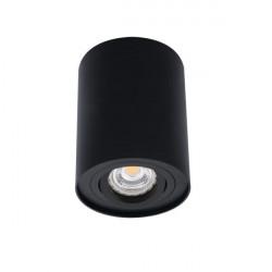 Aplica Kanlux 22552 BORD DLP - Plafoniera aplicata led, max 25W, GU10, IP20, negru