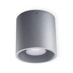 Aplica Kanlux 27034 ALGO - Corp iluminat GU10 CO-GR 40W gri